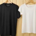 竹布半袖Tシャツ
