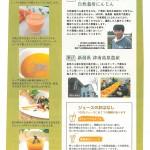 自然栽培にんじんジュース